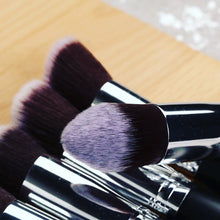 Load image into Gallery viewer, Essential Makeup Brush Kit (10+2pcs) - BEAKEY