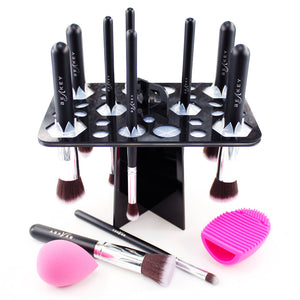 Glam Brush & Brush holder Set - BEAKEY
