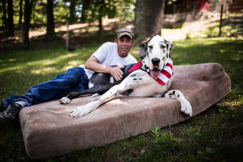 Paying it Forward: The Story of Steve & Service Dog Charlie
