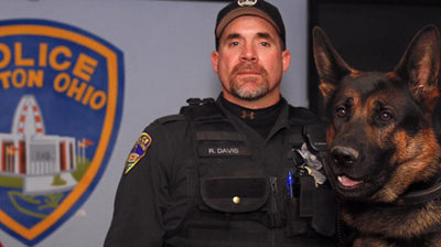 K9 Officer Succumbs To Injuries