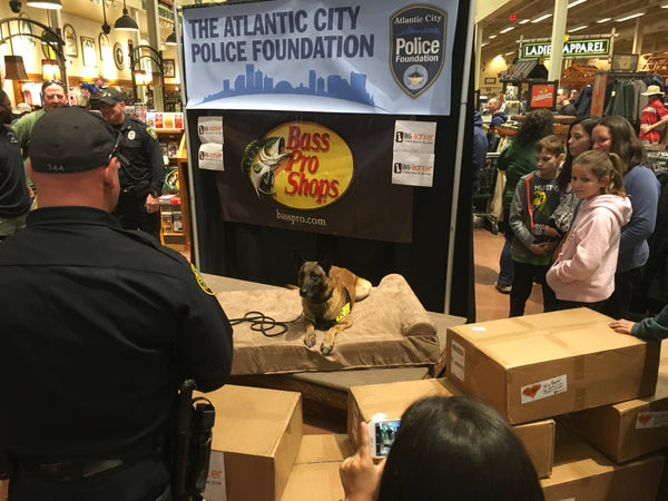 Operation K-9 Protection: Atlantic City Police Department