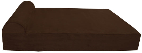 (Clearance) XL Chocolate Bed - Headrest Edition