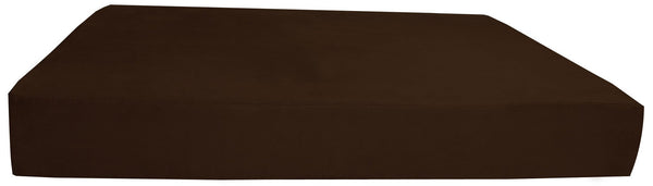 (Clearance) Large Chocolate Bed - Sleek Edition
