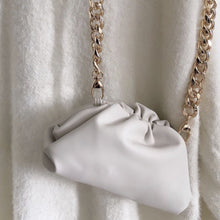 Load image into Gallery viewer, LYDIA MINI CROSSBODY CHUNKY CHAIN POUCH