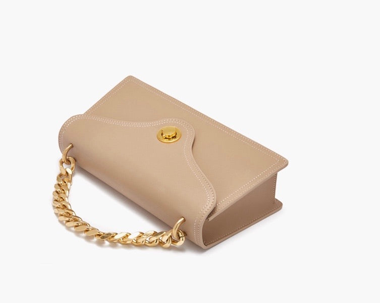 JOLIE CHAIN LOCK BAG