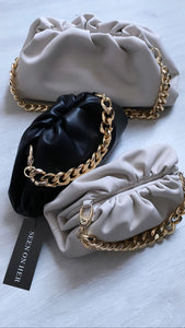 LYDIA MINI CHUNKY CHAIN POUCH