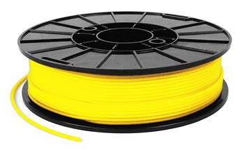 NinjaFlex Filament - 1.75mm - 0.5 kg - Sun Yellow