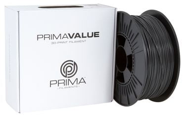 PrimaValue PLA Filament - 1.75mm - 1 kg spool - Dark grey