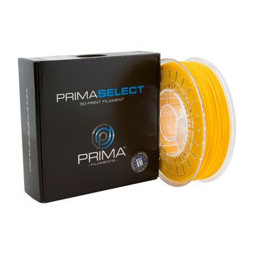 PrimaValue PLA Filament - 1.75mm - 1 kg spool - Gul