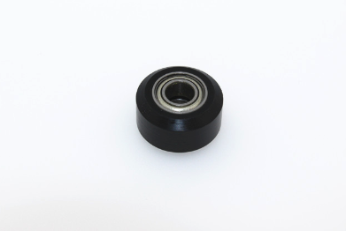 Plastic wheel POM with MR105 Bearings