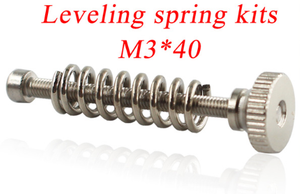 Bed leveling spring for heatbed - 4st