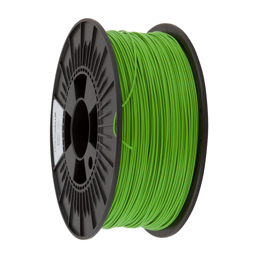 PrimaValue ABS Filament - 1.75mm - 1 kg spool - Grön