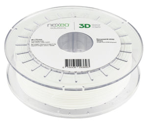 Nexeo3D NOVAMID®ID 1030 (PA666) - 1.75mm - 500 g - White