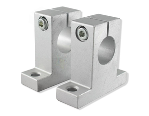 SK10 - 10mm linear bearing shaft support