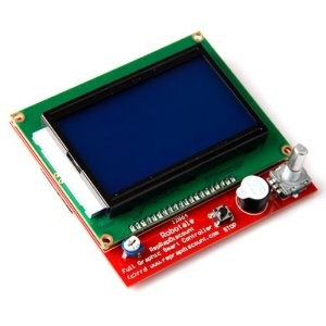 LCD12864 - RAMPS1.4 Kontrollpanel
