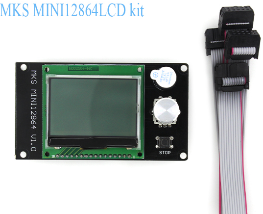 LCD12864 Intelligent Controller LCD Control Board RAMPS 1.4