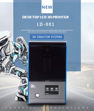 Creality LD-001 – DLP 3D printer