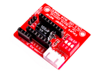 A4988 / DRV8825 stepper motor driver control panel / expansion board