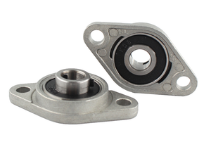 KFL8 Axelfäste - Flange Bearing with Pillow Block