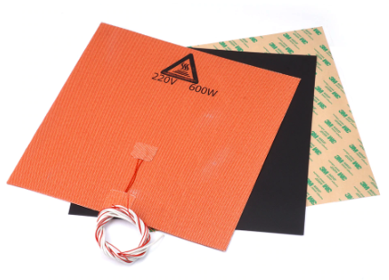 Silicone Heater Pad 300X300mm 220V 600W