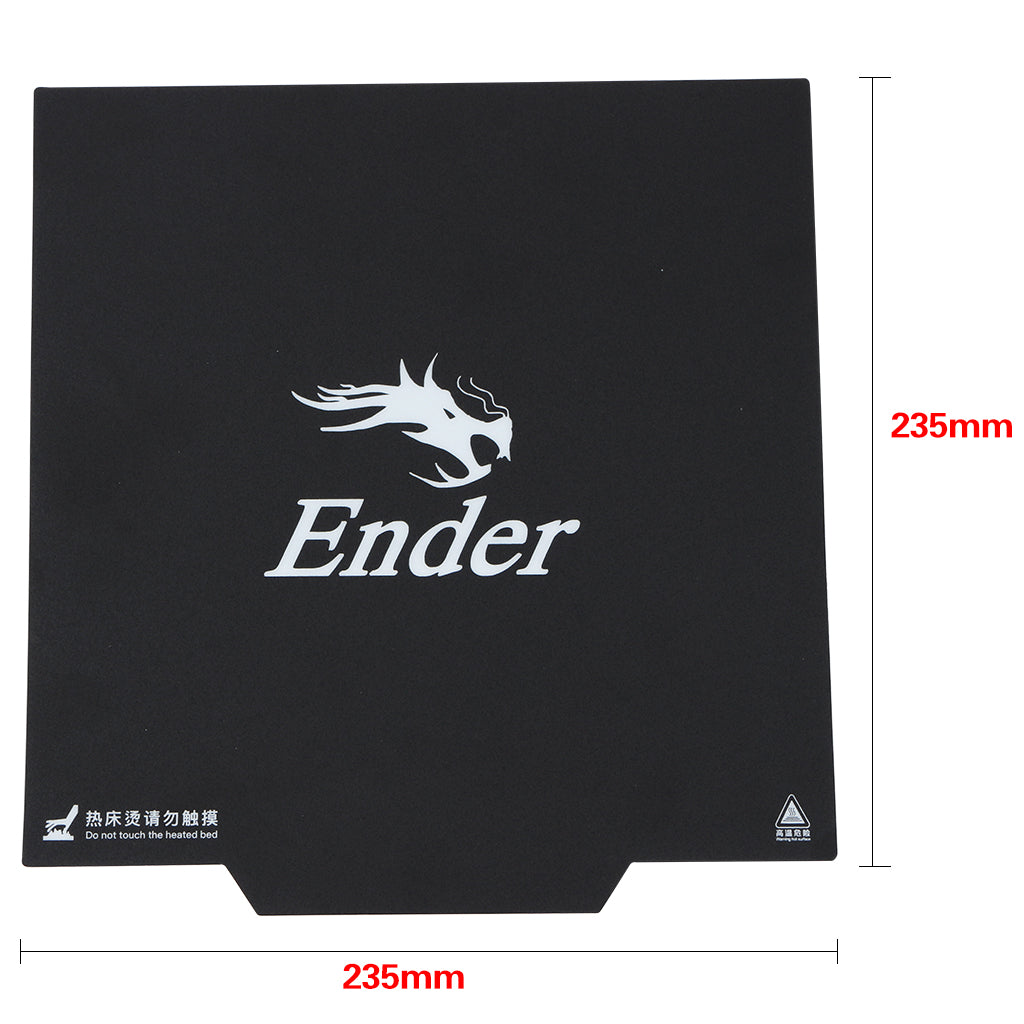 Creality 3D Ender-3 Pro / CR20 Pro Magnetic Build Surface