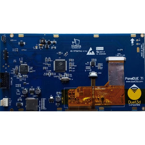 "PanelDue - 7"" Integrated - Duet Wifi LCD"