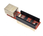 Ethernet Shield V1.0 for compatible Nano 3.0 ENC28J60 - RJ45 Webserver Module