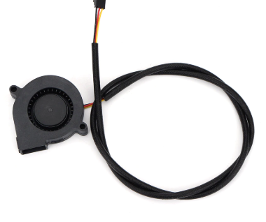 Fan DC 5V 5015 Blow Radial for Prusa i3 MK3