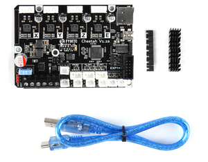 Cheetah V1.2b 32bit Board TMC2208 TMC2209 UART Silent Board Marlin 2.0 SKR mini E3 For CR10 Ender-3 Ender-3 Pro Ender-5