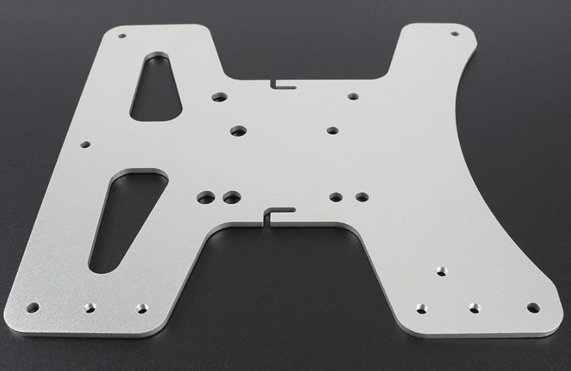Aluminum Y-Carriage Plate - Supports 3-Point Leveling For Creality Ender-3 Ender 3 Pro Ender-3S 3D Printer