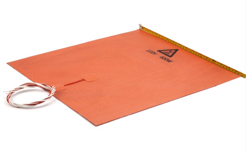 Silicone Heater Pad 400x400mm - 220V 600W For Creality CR-10 S4