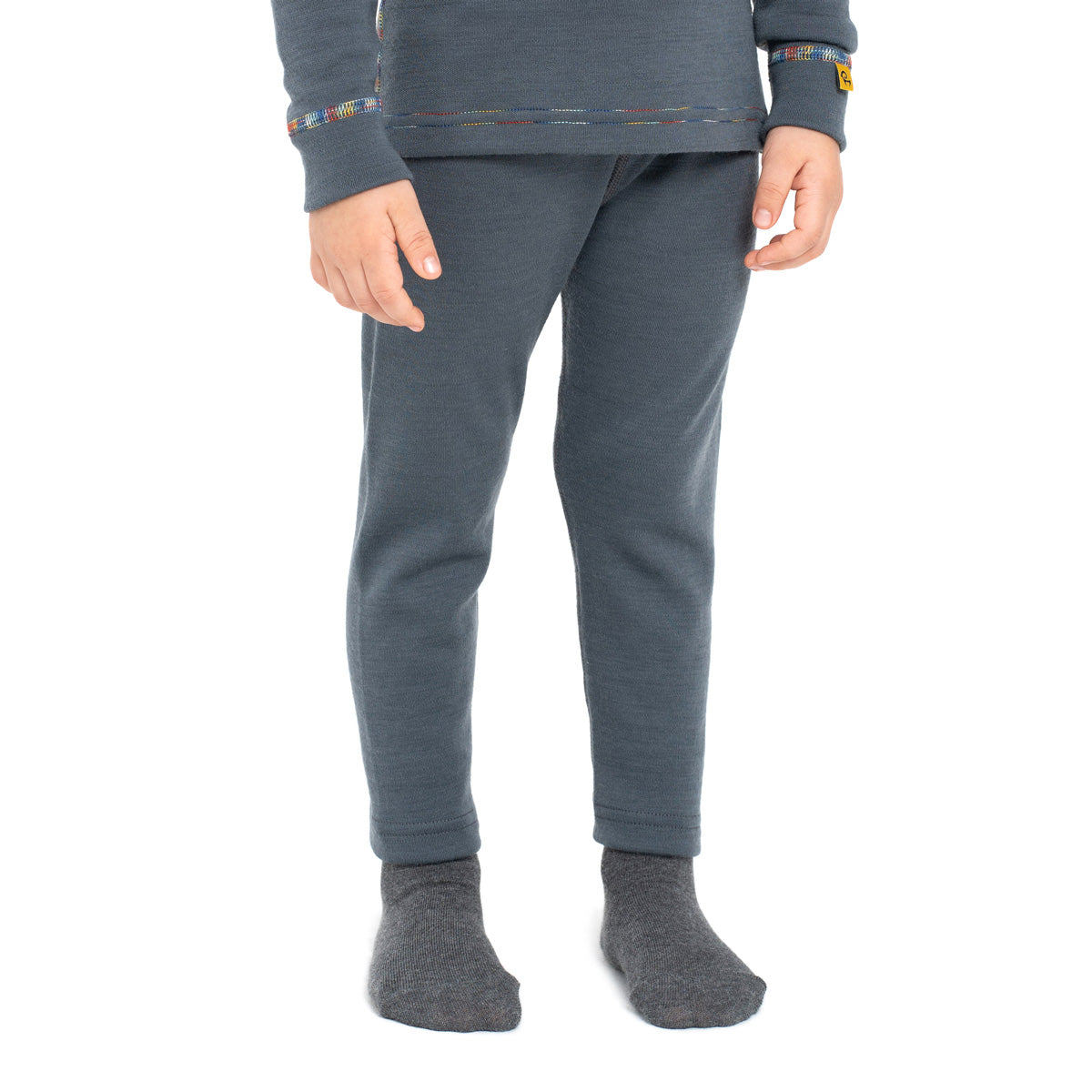Kids' Merino 250 Pants Perfect Grey