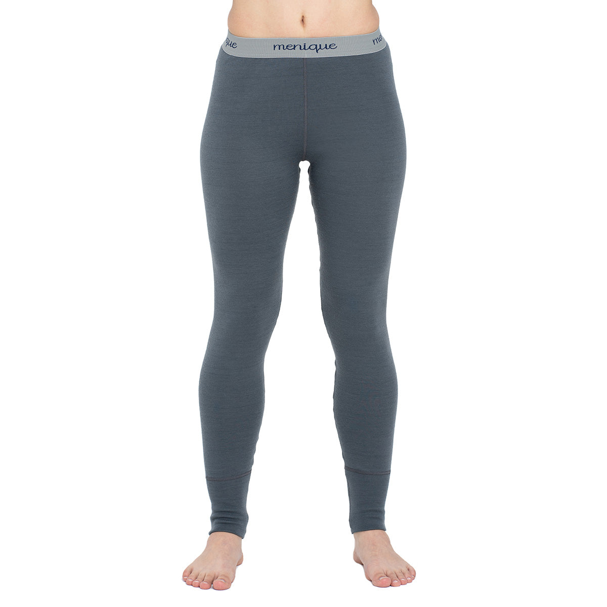 menique Women's Merino 250 Pants RB Perfect Grey Color