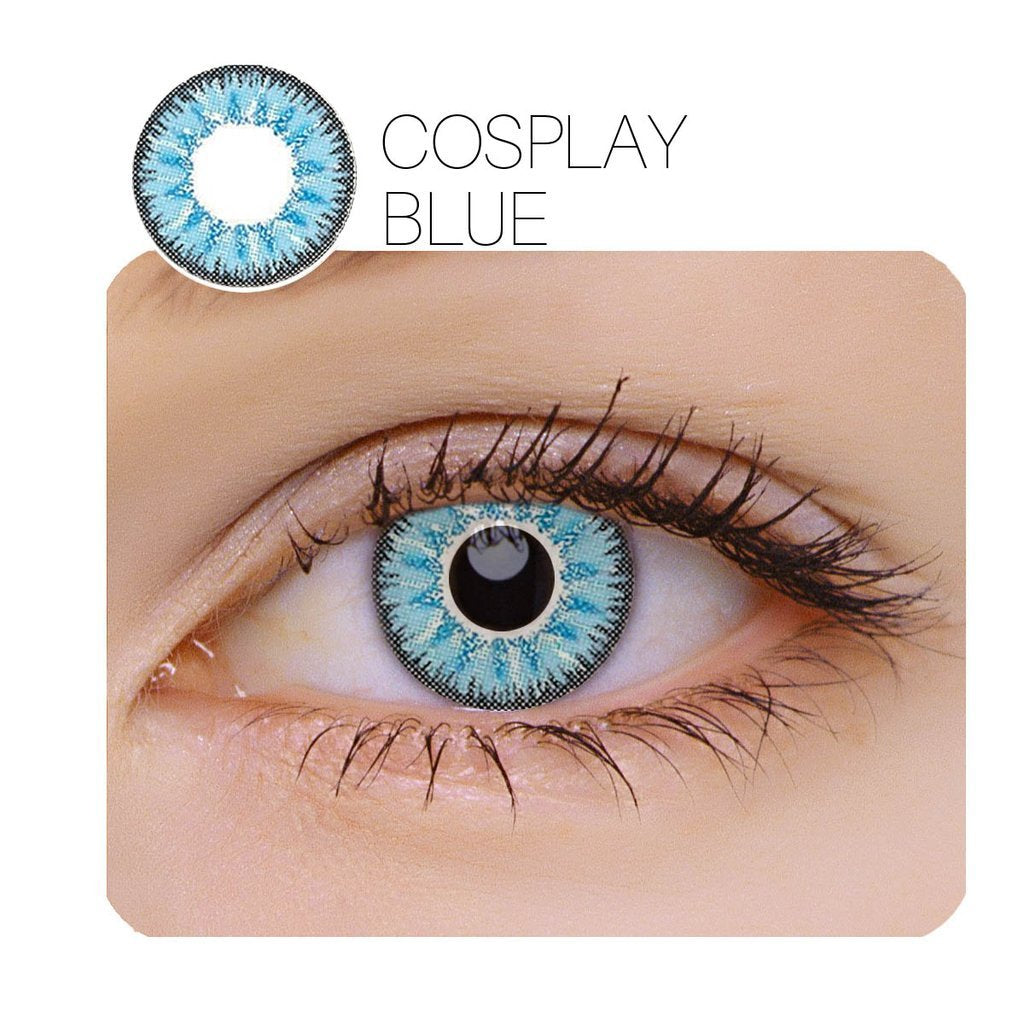 Vicka Cosplay 6 Colors (12 Month) Contact Lenses