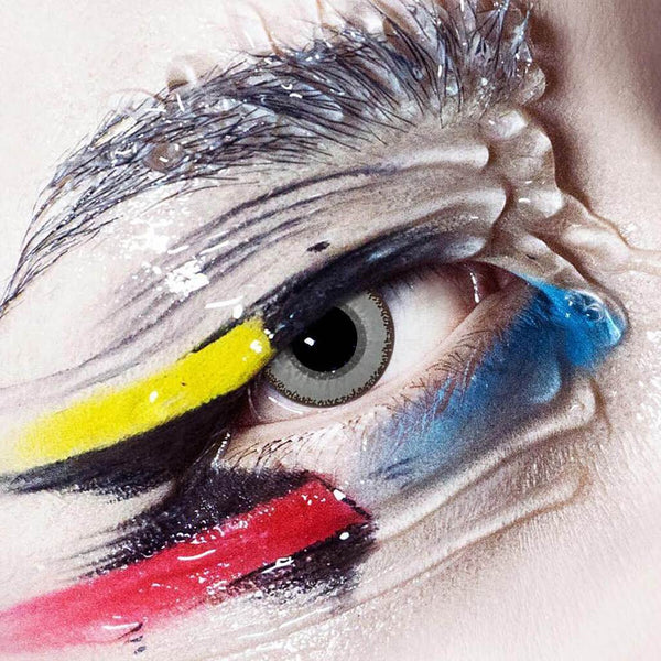 Cosplay 2 Colors (12 Month) Contact Lenses