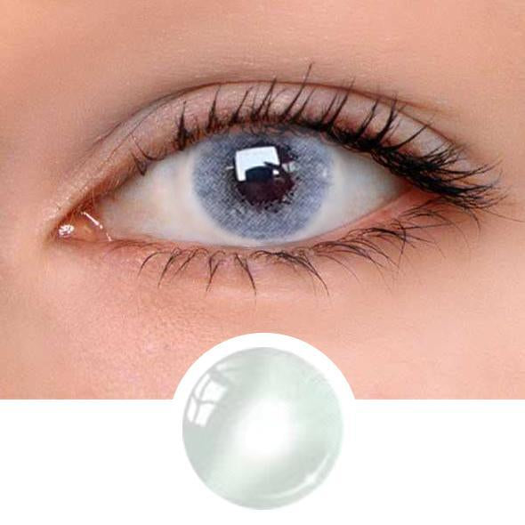 Aurora Crystal Colored Contact Lenses