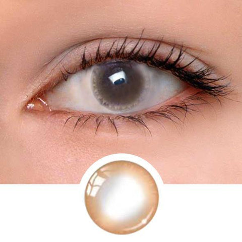 Halo Brown Colored Contact Lenses