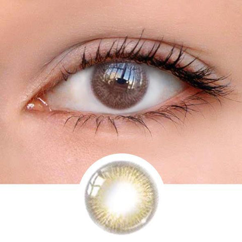 Iris Brown Colored Contact Lenses