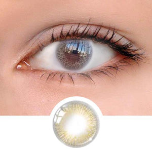Iris Grey Colored Contact Lenses