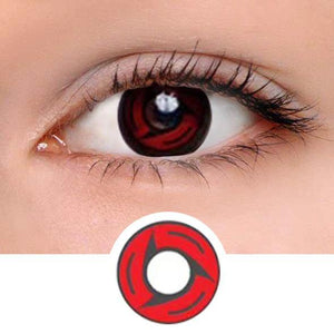 Itachi Cosplay Colored Contact Lenses