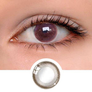 Little Chocolate Ring Colored Contact Lenses