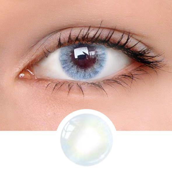 Mimyo Blue Colored Contact Lenses