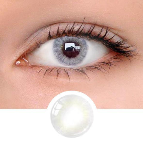 Mimyo Grey Colored Contact Lenses