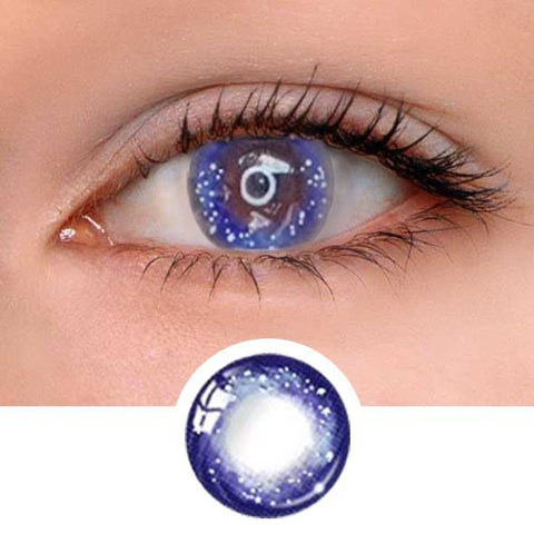Night  Colored Contact Lenses