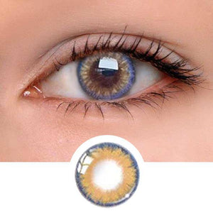 PRO Brown Colored Contact Lenses