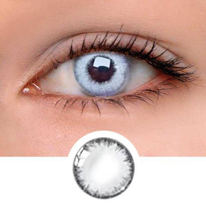 PRO Grey Colored Contact Lenses