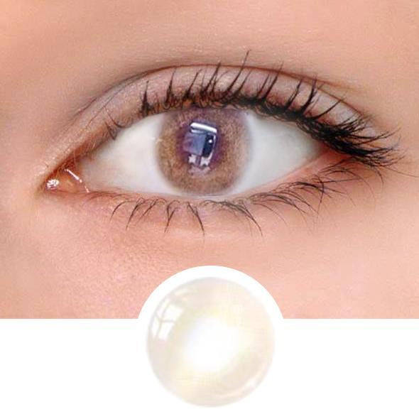 Russia Brown Colored Contact Lenses