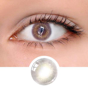 Russia Chocolate Colored Contact Lenses