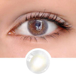 Russia Grey Colored Contact Lenses