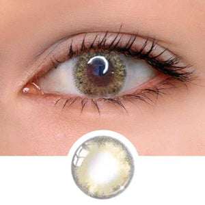Sakura Borwn Colored Contact Lenses